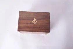 Lal10 Rectangle Sheesham Wood Box, for Home