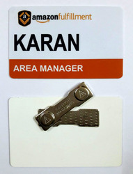Large Name Badges