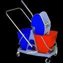 Single Bucket Wringer Trolley  SMB-20