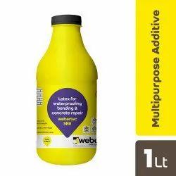Weber Webertec SBR Strength Enhancing Mortar Additive, Packaging Type: Bottle