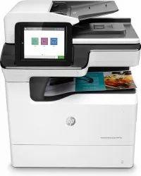 HP PageWide Enterprise Color MFP 780 Printer Series