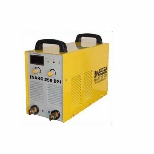 Warpp Manual INARC 250 DSI Arc Welding Machines | ID