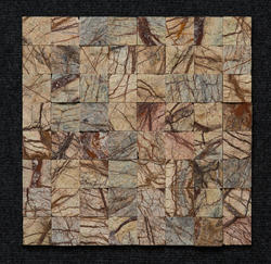 Bidasar Brown Mosaic Wall Cladding