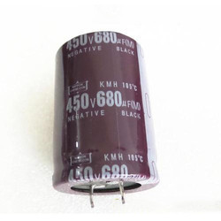 KMH 450V Aluminum Electrolytic Capacitor