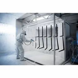 Thermosets Metal Powder Coating Services