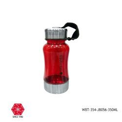 Sports Bottle With Metal Lid 350ml -WBT-354