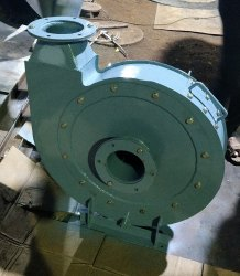 SS, MS Centrifugal Blower High Pressure Blowers