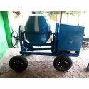 7 Hp Electric Engine Concrete Mixer, 600 Kg, Capacity: 1 Bag