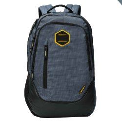 Polyester Classic Bagpack Gear Campus 9 Backpack, Capacity: 19 Liters