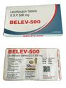 500mg Levofloxacin Tablets U.s.p 500 Mg, Packaging Size: 1x10, Packaging Type: Strips