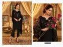 Rosemeen Luxury Craft Georgette Semi-Stitched Suit