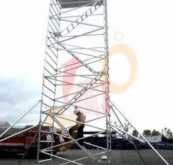 Industrial Aluminum Scaffold Tower