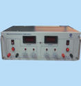 Dual Output Regulated Dc Power Supply