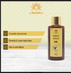 Mosquito Repellent Body Oil