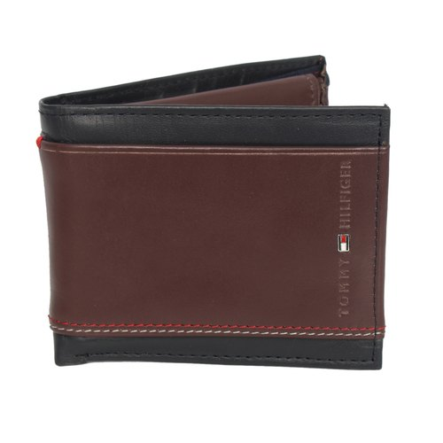 Multicolor Original Tommy Hilfiger <b>Genuine Leather Men's Designer</b> ...