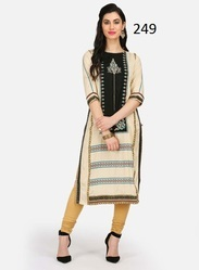 Long Printed Digital Kurti
