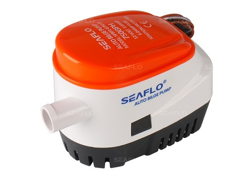 12V BOAT//MARINE AUTOMATIC AUTO 750 GPH BILGE PUMP /& INBUILT FLOAT SWITCH