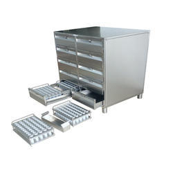 Stainless Steel Pharmacy Cabinet