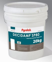 Water Based Paint Liquid Decicoat T35, For Industrial, Spary gun