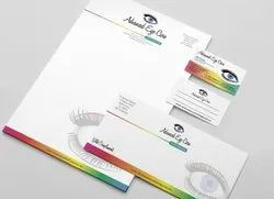 Art Paper Stationery Printing, Dimension / Size: Business Card, in Mumbai