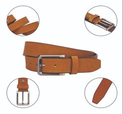 Tan Casual Wear Fabbro RLV Belt