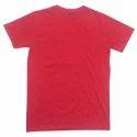 Men half sleeve plain T Shirt