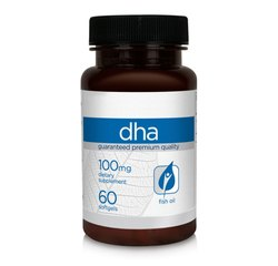 DHA Soft Gel Capsule