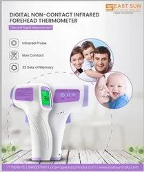 NON- CONTACT INFRARED THERMOMETER