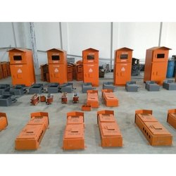Mild Steel sheet Meter Panel Box, For Industrial, IP Rating: IP33