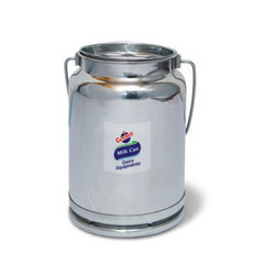 10 Ltr Stainless Steel Milk Can