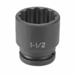 1-1/2 inch Impact Socket