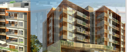 4BHK Residential Flat Construction Service