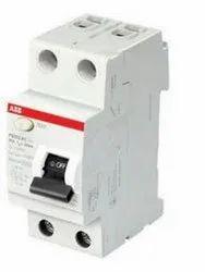 AC RCCB 25A-100A DP - ABB Make