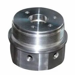 Stainless Steel CNC Turn Mill Machined Component, Material Grade: Ss 304, Tolerances: +/- 0.01 Mm