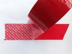 Void OPEN Tapes (Self Adhesive)