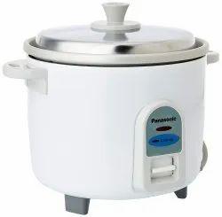 White Panasonic SR-WA10 450-Watt Automatic Rice Cooker