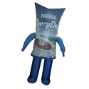 Nestle Inflatable Promotional Walking Balloon