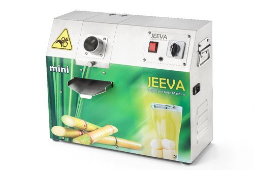 Jeeva Sugarcane Juice Machine 100 kg/hr, 0.5 hp