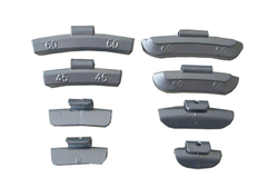 Alloy Wheel Clip Weight