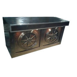Stainless Steel Catering Counter