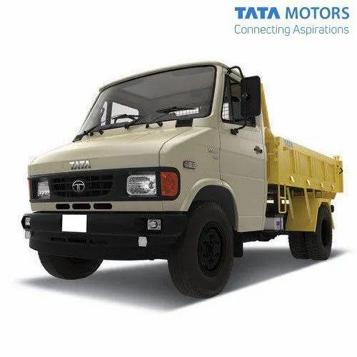 TATA SK 407 BS IV Tipper Truck, 6250 Kg, 62 5 Kw (85 Ps) At
