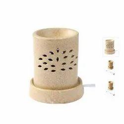 Brown Ceramic Aroma Air Diffuser