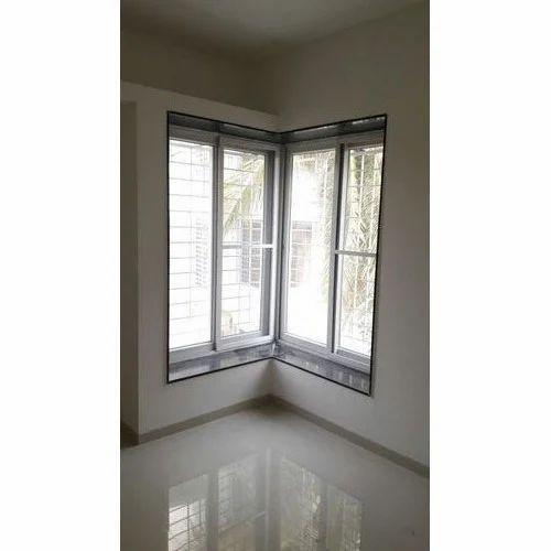 Standard Corner Glass Window, Rs 450 /square Feet, Euro