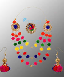 GOTA PATTI JEWELLERY