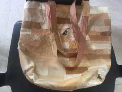 Recycled Stitched Bags