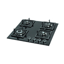Kutchina HB 4BK DLX MF Kitchen Hob