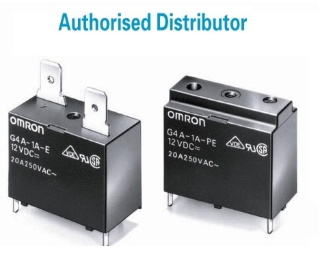 PCB Power Relays -G4A Series, 12vdc, For Air Conditioner | ID