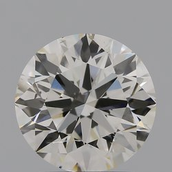 CVD Diamond 2.00ct I SI2 Round Brilliant Cut IGI Certified