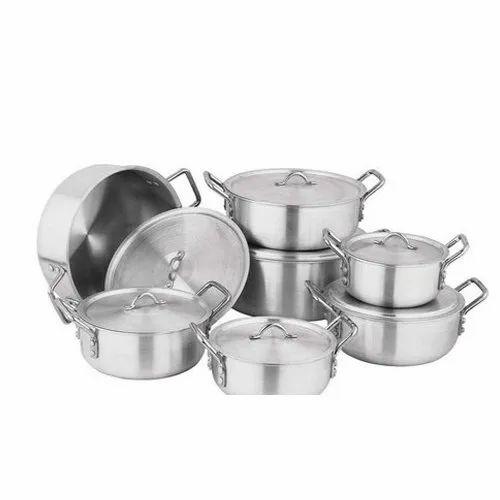 Aluminum Cookware, Packaging Type: Box, Rs 175 /kilogram, Hfs ...