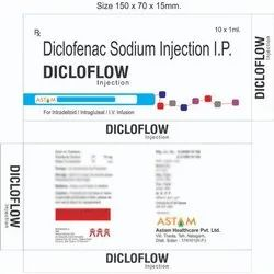 Diclofenac Sodium Injection I.P.